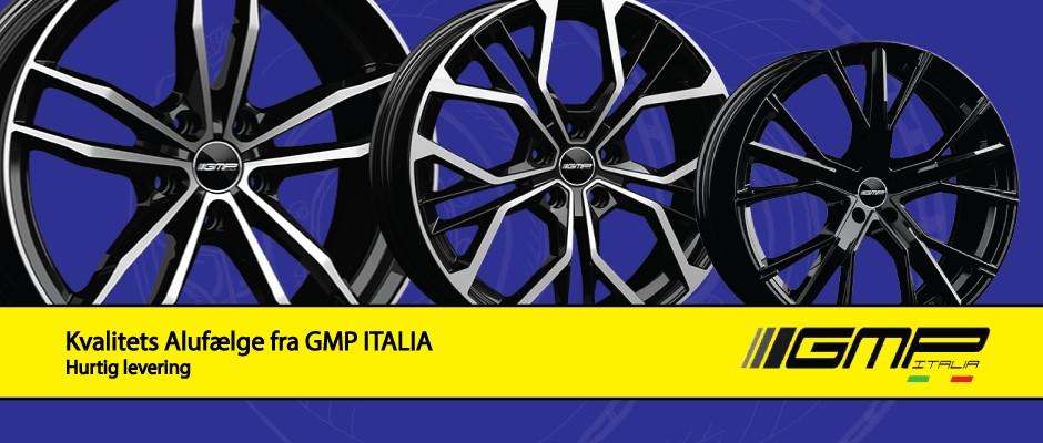 Kvalitets Alufælge fra GMP ITALIA