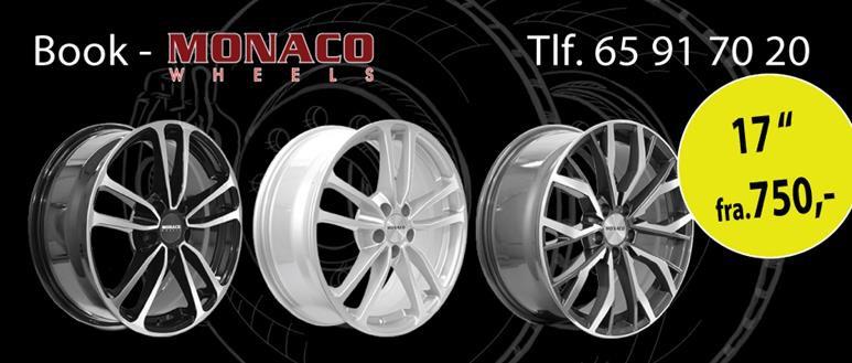Monaco Wheels
